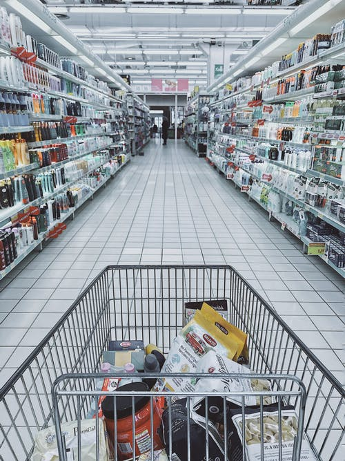 Season 2 Episode 2: Fear, Loss and the Grocery Store