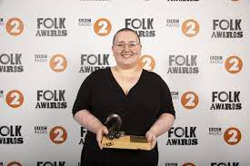 Maddie Morris with BBC Radio 2 Young folk award on Truth and Consequences podcast